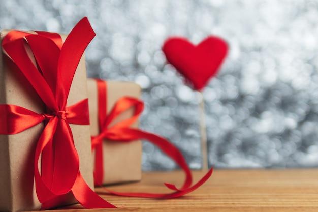 Caixa de presente para o dia dos namorados