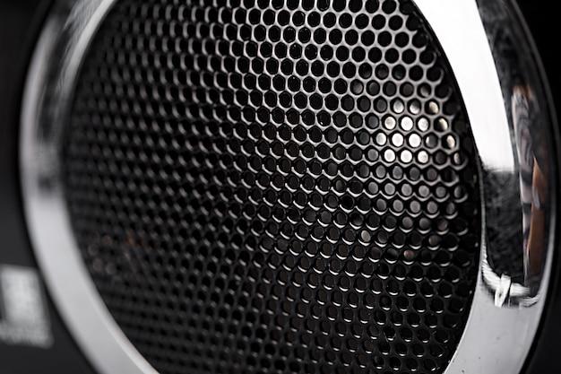 Caixa de som de música
