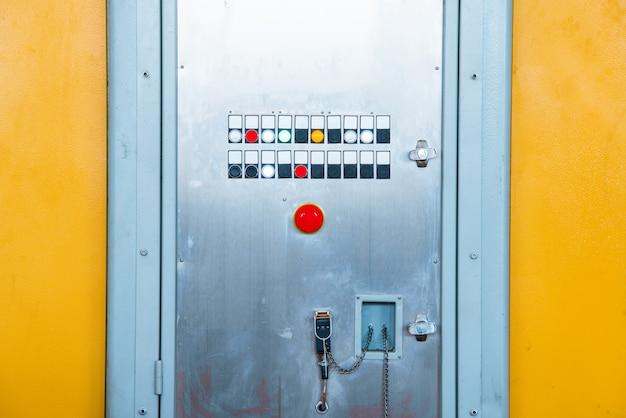 Caixa do controlador de circuito
