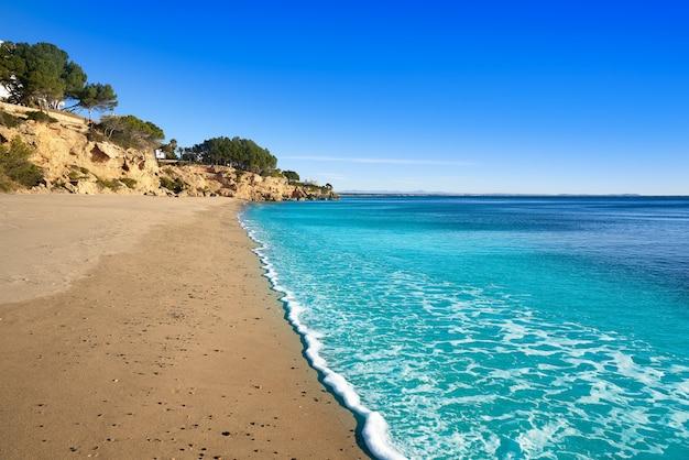 Cala angels beach playa em miami platja