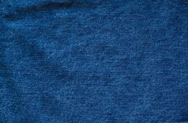 Calça jeans listrada texturizada usada jeans de linho vintage