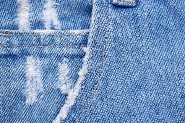Calça jeans textura de fundo