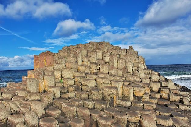 Calçada dos gigantes, norten irlanda, reino unido