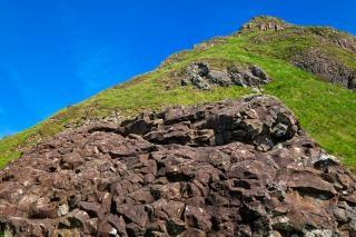 Calçada montanha causa hdr