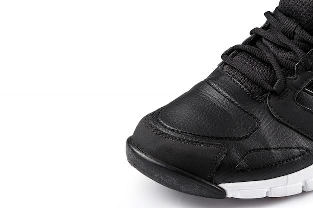 Calçados esportivos pretos