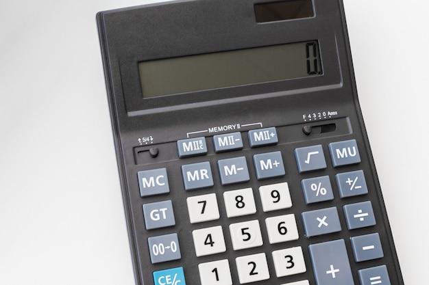 Calculadora em branco