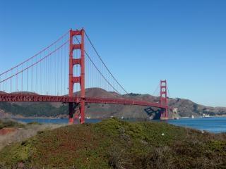 Califórnia, pontos turísticos, marco