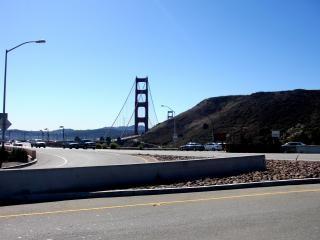 Califórnia, pontos turísticos, na califórnia