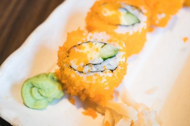 Califórnia roll sushi maki