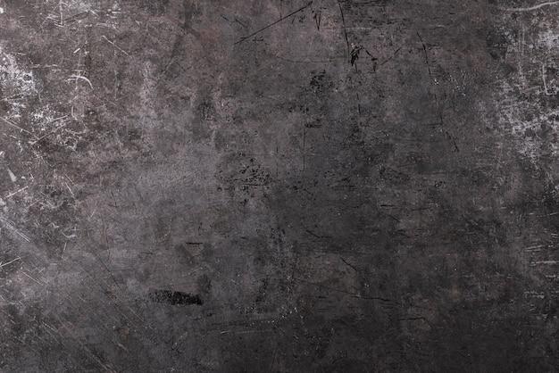 Camada plana da superfície de metal