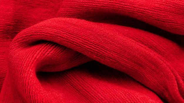 Camada plana do tecido