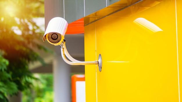 Câmara cctv bullet exterior