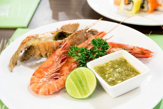 Camarão camarão mantis