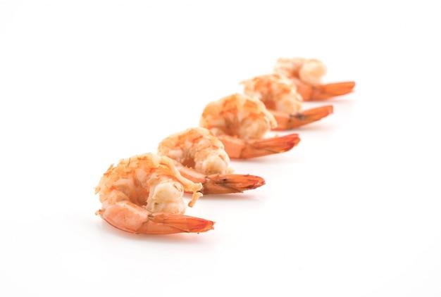 Camarão fresco / camarão
