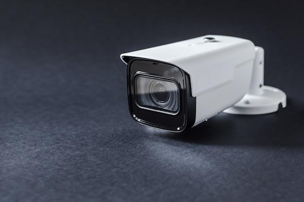 Câmera de cctv. sistema de segurança.