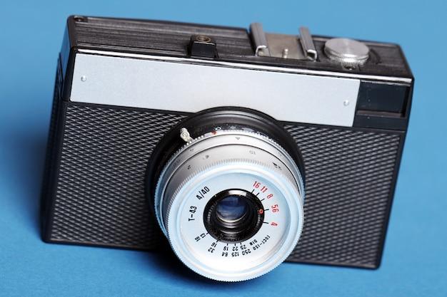 Câmera de foto antiga