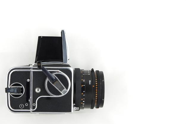 Câmera de médio formato