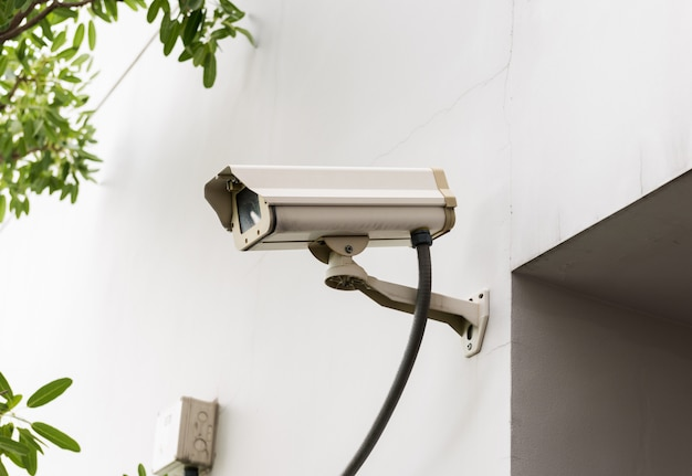 Câmera de segurança ou cctv