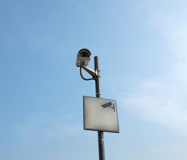 Câmera de tv cc