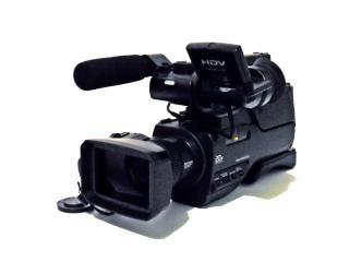 Câmera de vídeo digital, criatividade
