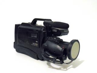 Câmera de vídeo digital, videografia