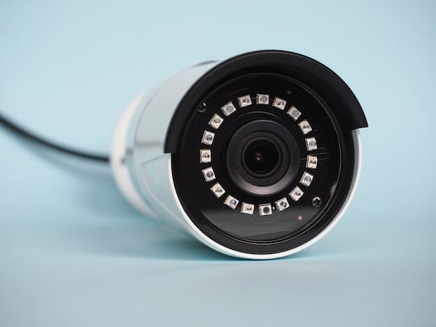Câmera de vigilância cctv de segurança