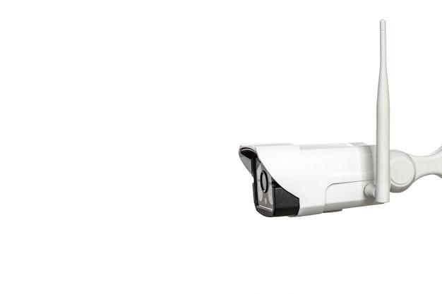 Câmera de vigilância com tecnologia sem fio e infravermelho