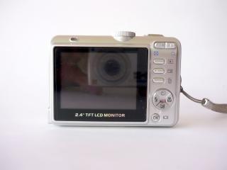 Câmera digital hitachi, mp