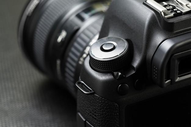 Câmera digital slr