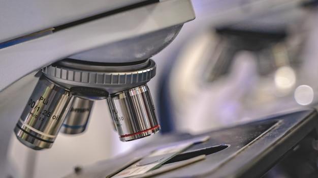 Câmera do microscópio digital