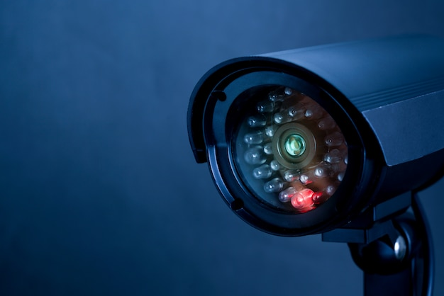 Câmera on-line de segurança cctv para ambientes internos