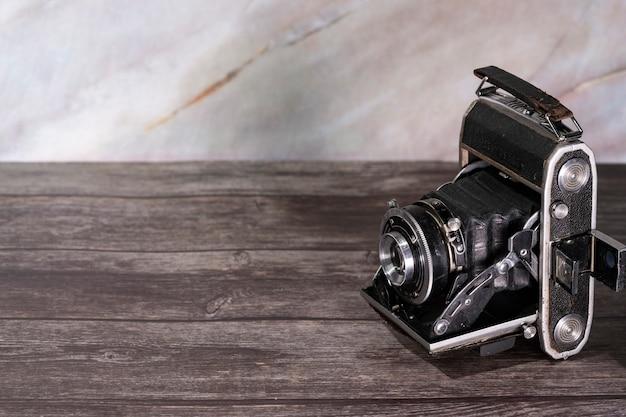 Câmera vintage Foto Premium