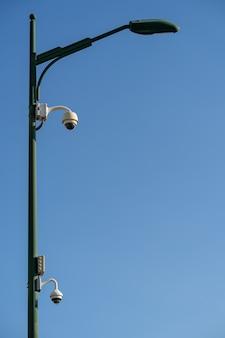 Câmeras de vigilância e espionagem