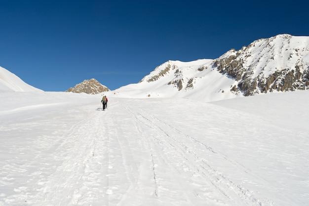 Caminhadas no inverno