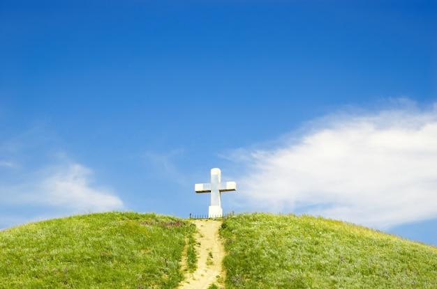 Caminho para a cruz