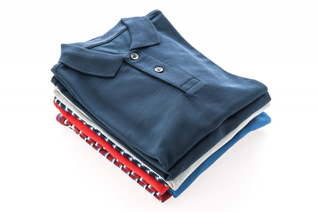Camisa polo moda para homens