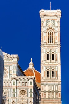 Campanile di giotto em florença, itália