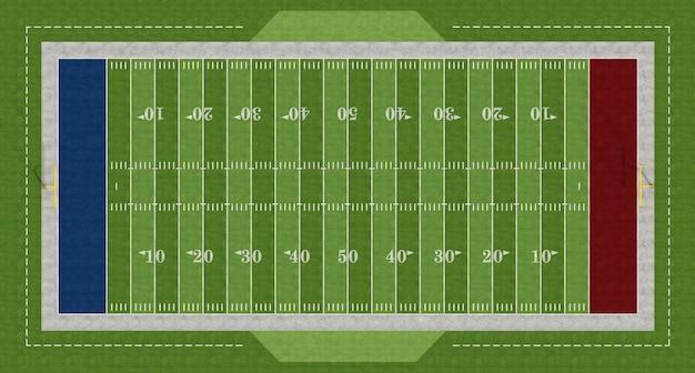 Campo de futebol americano