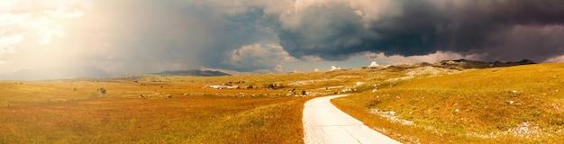 Campos de montenegro