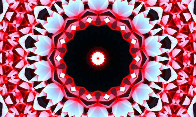Camuflagem estrela caleidoscópio tecido sem costura textura brilhante design moderno padrão. textura de simetria do caleidoscópio da estrela colorida da decoração. lenço, roupas, vestuário, étnico, design de impressão têxtil