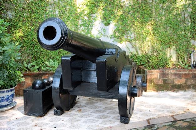 Canhão antigo