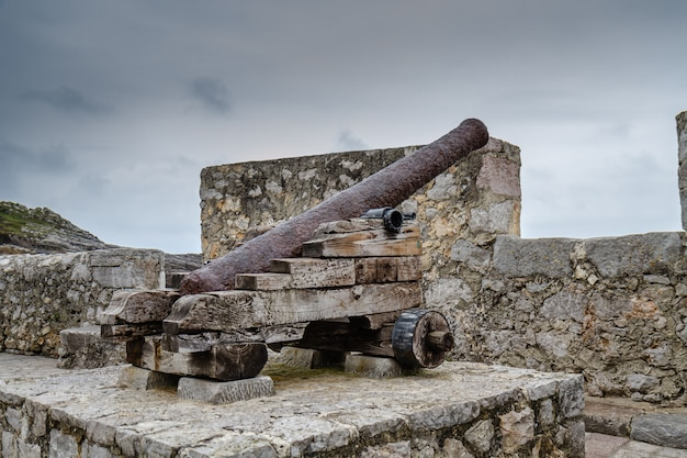 Canhão velho