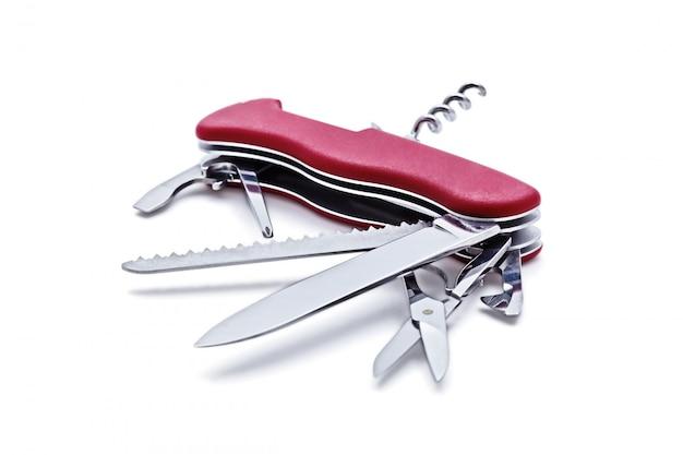 Canivete suíço isolado