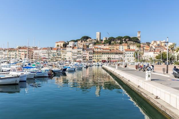 Cannes praça velha frança