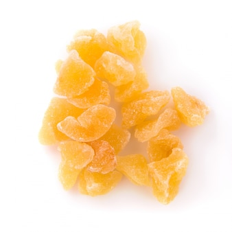 Cantaloupe desidratado