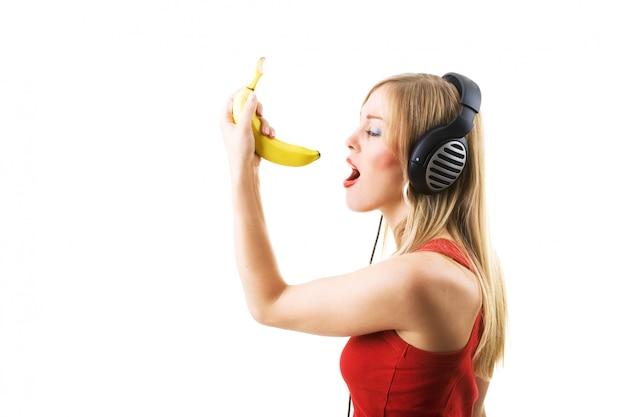 Cantando a banana