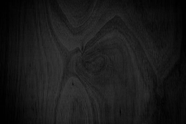 Canto do close up do grão de madeira fundo abstrato preto natural bonito em branco para design e requi