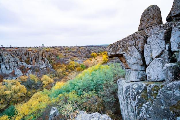 Canyon aktovsky