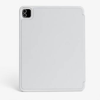 Capa branca para tablet digital