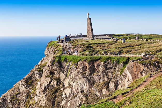 Cape roca, portugal